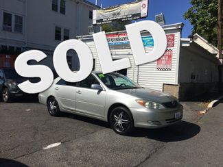 2003 Toyota Camry LE Portchester, New York