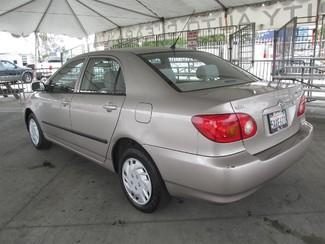 2003 Toyota Corolla CE Gardena, California 2