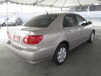 2003 Toyota Corolla LE Gardena, California 2