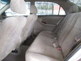 2003 Toyota Corolla LE Gardena, California 10