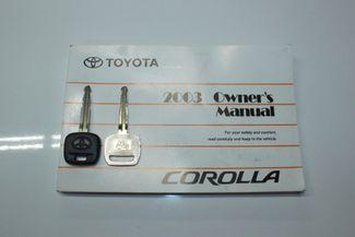2003 Toyota Corolla CE Kensington, Maryland 97