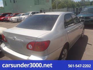 2003 Toyota Corolla LE Lake Worth , Florida 2