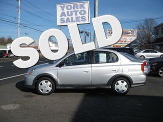 2003 Toyota Echo   city CT  York Auto Sales  in , CT