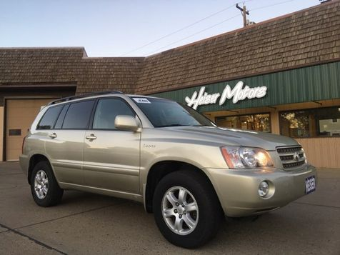 2003 Toyota Highlander Limited in Dickinson, ND