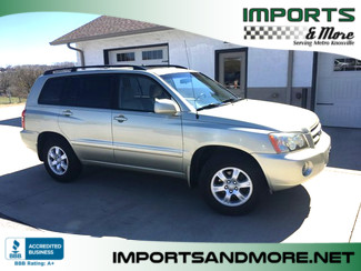 2003 Toyota Highlander in Lenoir City, TN