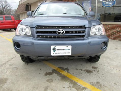 2003 Toyota Highlander Limited | Medina, OH | Towne Auto Sales in Medina, OH