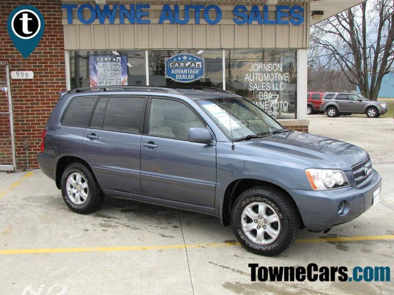 2003 Toyota Highlander Limited | Medina, OH | Towne Auto Sales in Medina OH