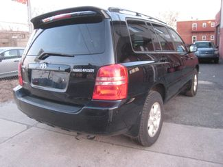 2003 Toyota Highlander Limited New Brunswick, New Jersey 4