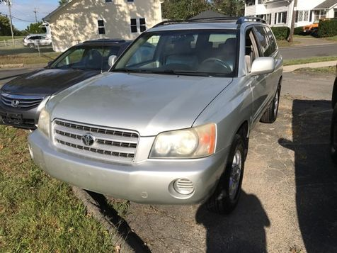 2003 Toyota Highlander Base in West Springfield, MA