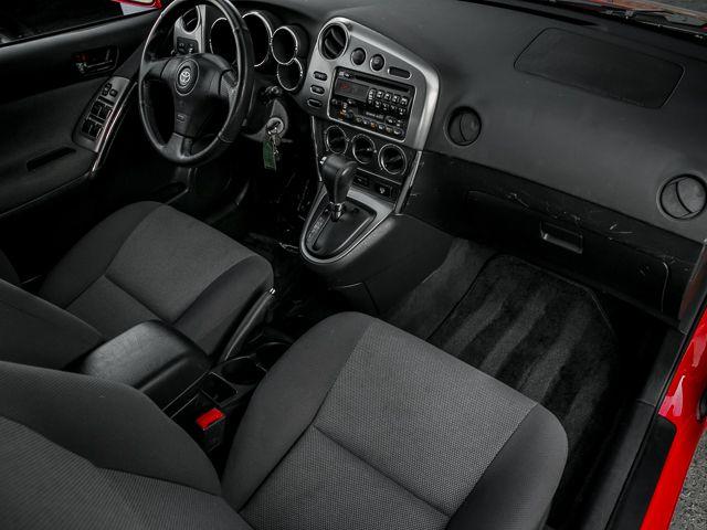 2003 Toyota Matrix XR Burbank, CA 20