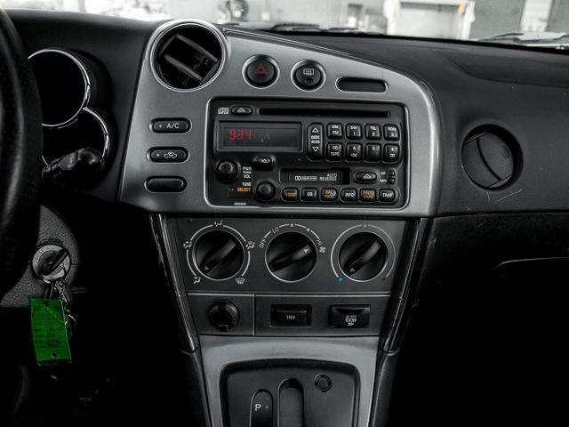 2003 Toyota Matrix XR Burbank, CA 23