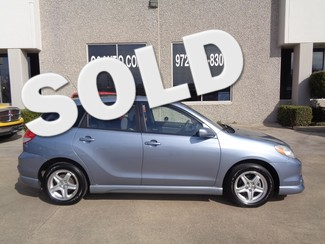 2003 Toyota Matrix Std in Plano Texas