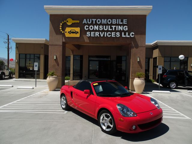 2003 Toyota MR2 Spyder Bullhead City, Arizona 0