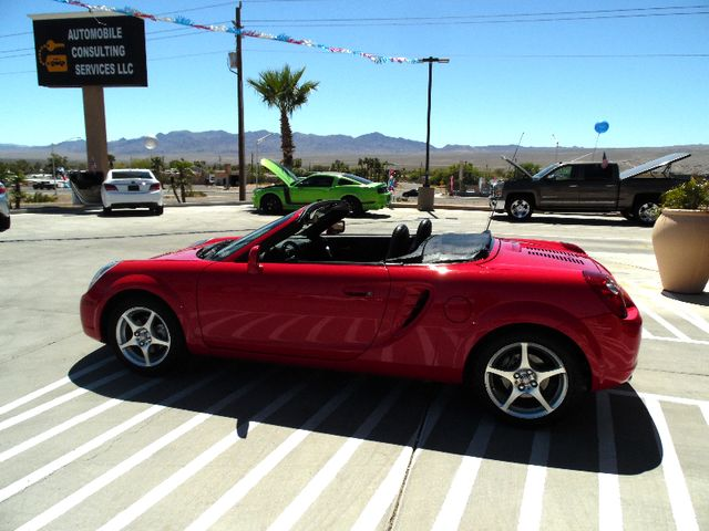 2003 Toyota MR2 Spyder Bullhead City, Arizona 33