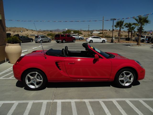 2003 Toyota MR2 Spyder Bullhead City, Arizona 29