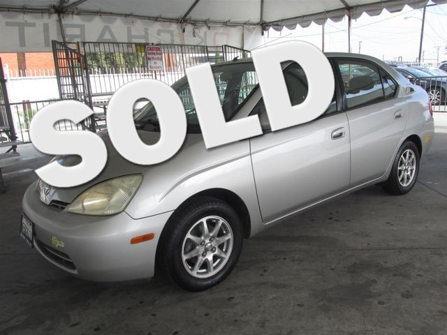 2003 Toyota Prius Please call or e-mail to check availability All of our vehicles are available