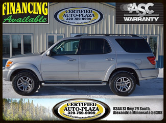 2003 Toyota Sequoia Limited 4x4 in  Minnesota