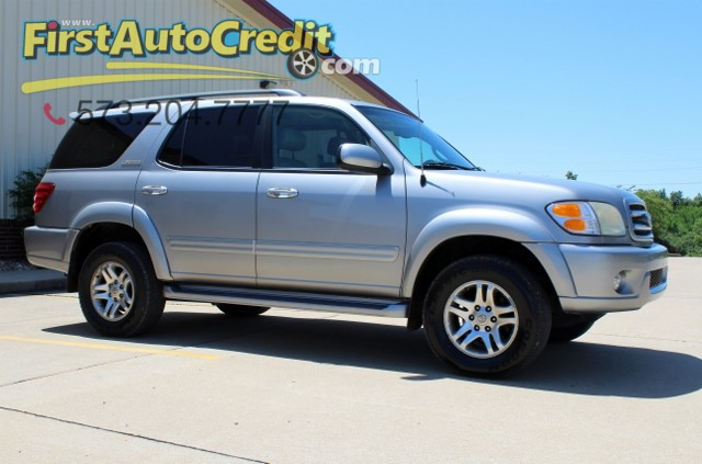 2003 Toyota Sequoia Limited | Jackson , MO | First Auto Credit in Jackson  MO