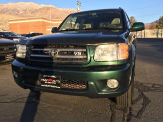 2003 Toyota Sequoia Limited LINDON, UT 4