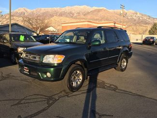 2003 Toyota Sequoia Limited LINDON, UT 5