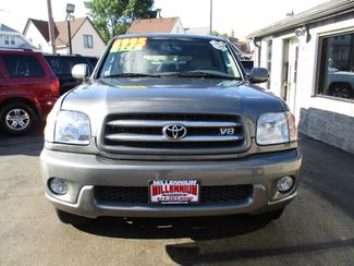 2003 Toyota Sequoia Limited Milwaukee, Wisconsin 1