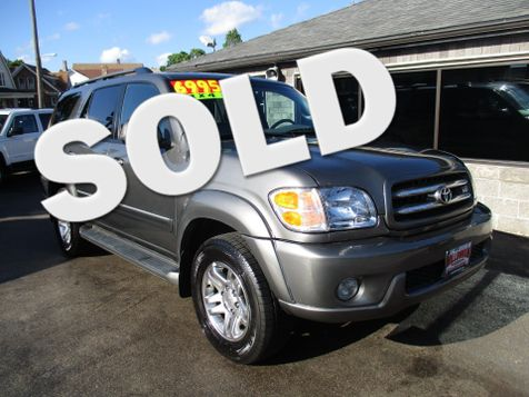 2003 Toyota Sequoia Limited in Milwaukee, Wisconsin