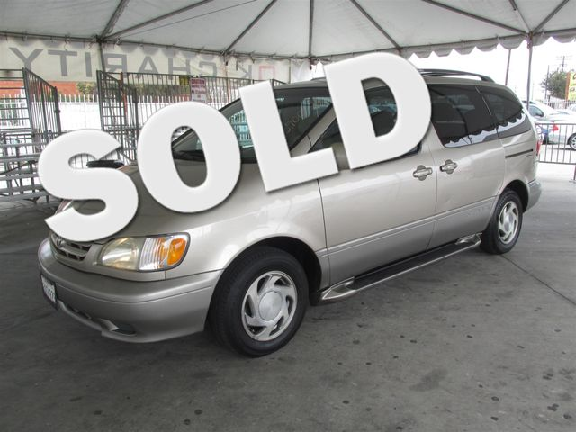 2003 Toyota Sienna LE This particular Vehicle comes with 3rd Row Seat Please call or e-mail to ch