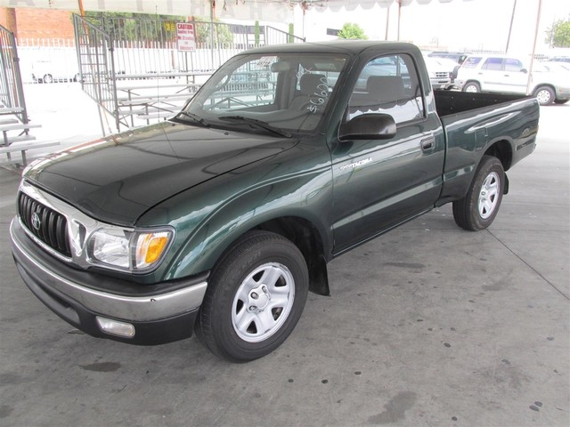 2003 Toyota Tacoma This particular vehicle has a SALVAGE title Please call or email to check avai