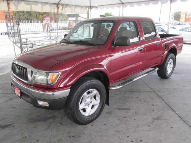 2003 Toyota Tacoma PreRunner This particular vehicle has a SALVAGE title Please call or email to