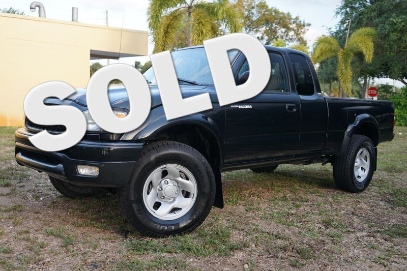 2003 Toyota Tacoma PreRunner in Lighthouse Point FL
