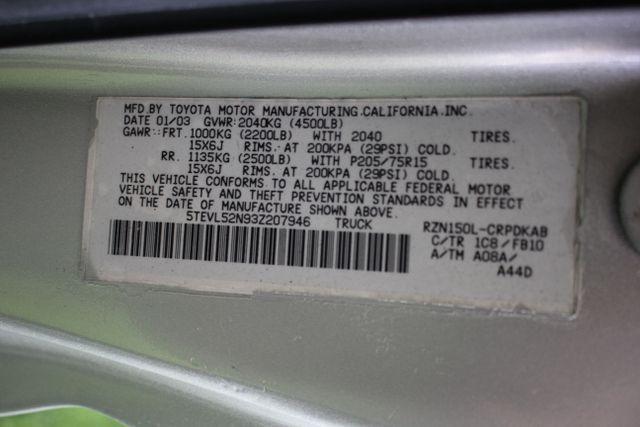 2003 Toyota Tacoma SR5 XtraCab RWD - REAR SLIDER - ALLOYS! Mooresville , NC 33