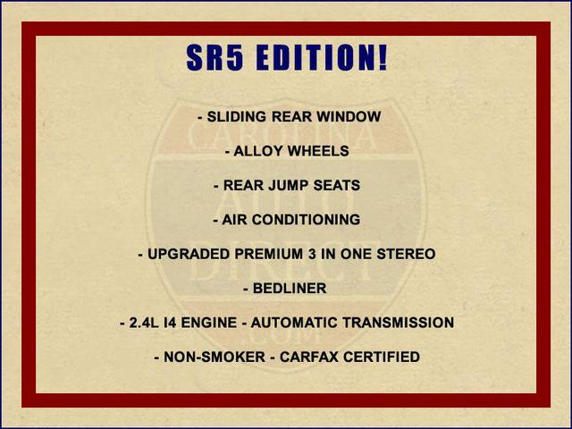 2003 Toyota Tacoma SR5 XtraCab RWD - REAR SLIDER - ALLOYS! Mooresville , NC 1