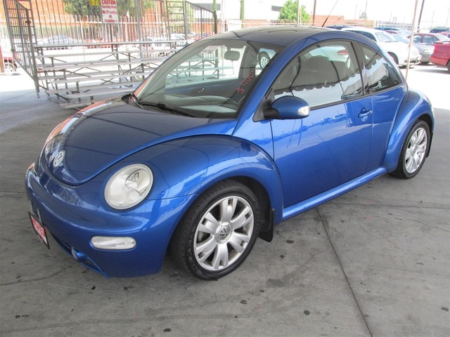 2003 Volkswagen New Beetle GLS Please call or e-mail to check availability All of our vehicles