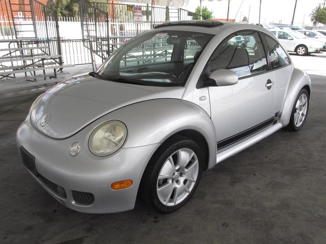 2003 Volkswagen New Beetle S Please call or e-mail to check availability All of our vehicles ar