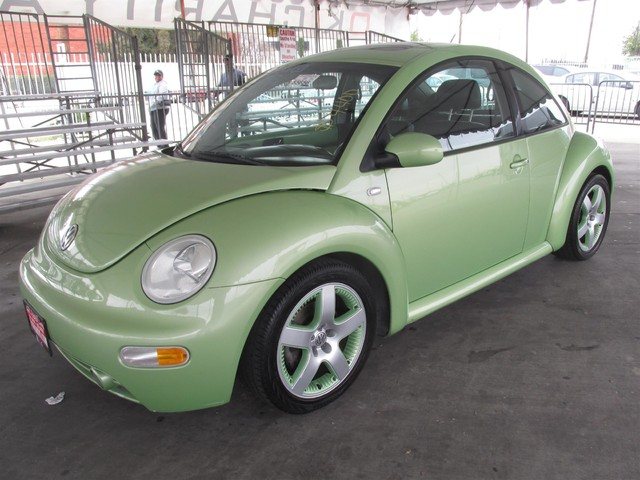 2003 Volkswagen New Beetle GLS This particular vehicle has a SALVAGE title Please call or email t