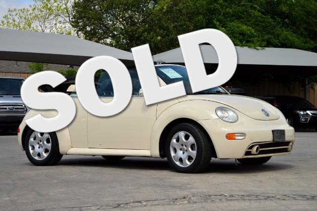 2003 Volkswagen New Beetle GLS San Antonio , Texas 0