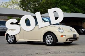 2003 Volkswagen New Beetle GLS San Antonio , Texas