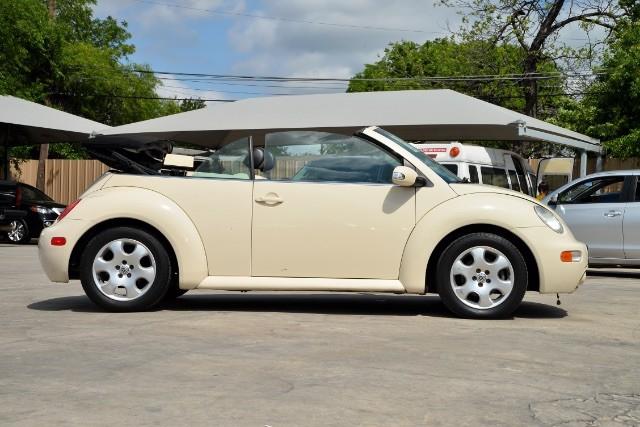2003 Volkswagen New Beetle GLS San Antonio , Texas 4