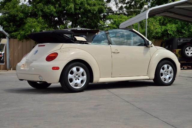 2003 Volkswagen New Beetle GLS San Antonio , Texas 5