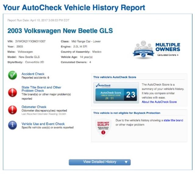 2003 Volkswagen New Beetle GLS San Antonio , Texas 9