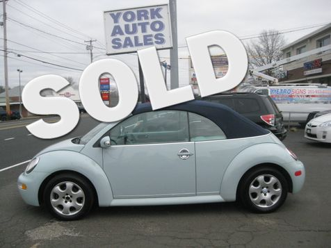 2003 Volkswagen New Beetle GLS in , CT