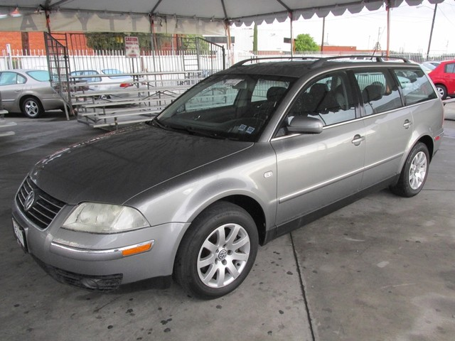 2003 Volkswagen Passat GLS Please call or e-mail to check availability All of our vehicles are a