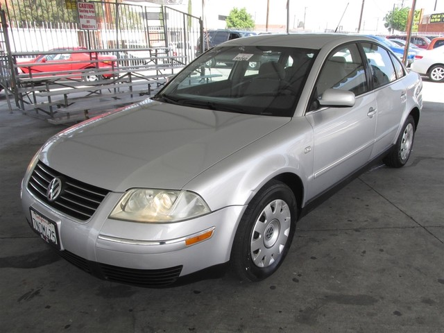 2003 Volkswagen Passat GL Please call or e-mail to check availability All of our vehicles are a