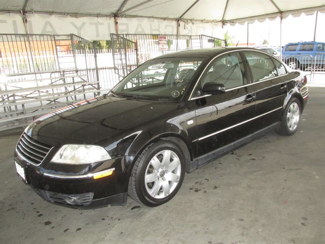 2003 Volkswagen Passat GLX Please call or e-mail to check availability All of our vehicles are