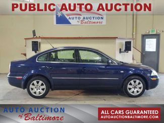 2003 Volkswagen Passat GLX | JOPPA, MD | Auto Auction of Baltimore  in Joppa MD