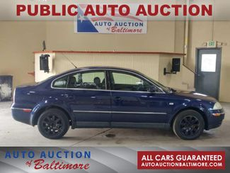 2003 Volkswagen Passat GLS | JOPPA, MD | Auto Auction of Baltimore  in Joppa MD