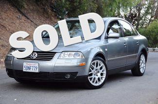 2003 Volkswagen Passat W8 Reseda, CA