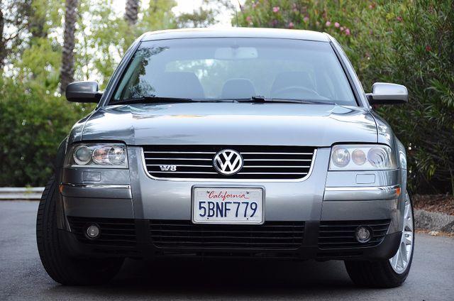 2003 Volkswagen Passat W8 Reseda, CA 3