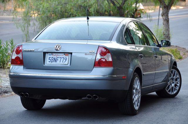 2003 Volkswagen Passat W8 Reseda, CA 2