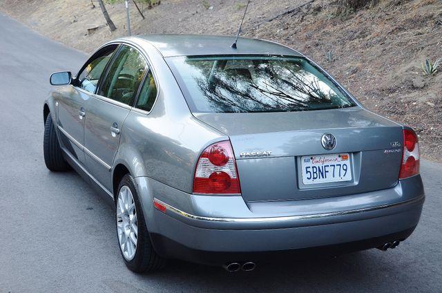 2003 Volkswagen Passat W8 Reseda, CA 6